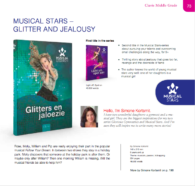 Musical Stars - Glitter and Jealousy